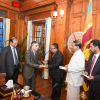 Issuing a commemorative stamps for 125th anniversary of Anton Checkhov's visit to Sri Lanka