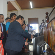 Ceremony of water bill accepting 1