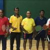 Cricket/Badminton State service  champions